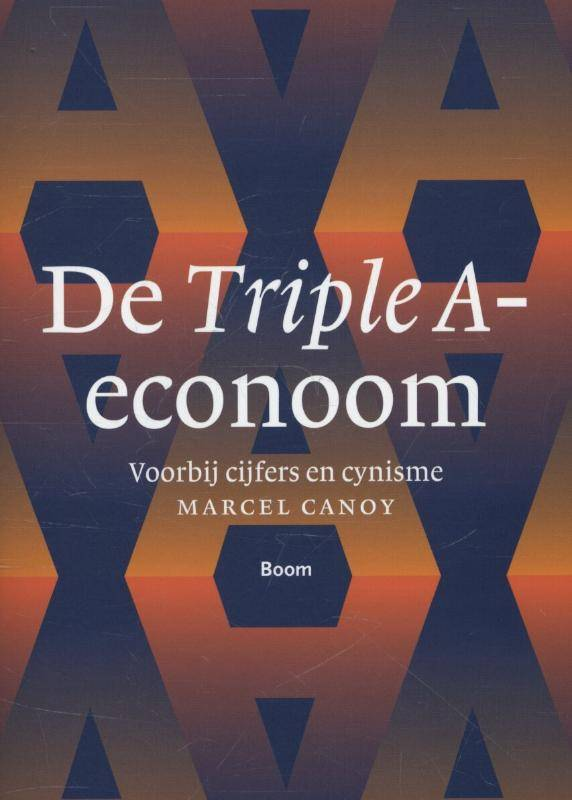 Marcel Canoy sprak bij 7ditches over De Triple A-econoom