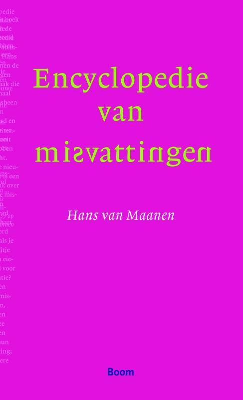 Encyclopedie van de misvattingen