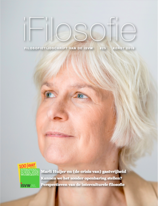 iFilosofie #25 is uit!
